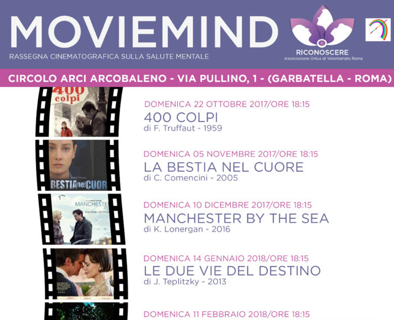 CINEFORUM SALUTE MENTALE